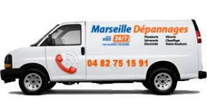 Camion Dépannages Marseille